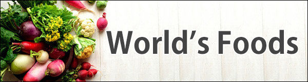 Foodsofworlds