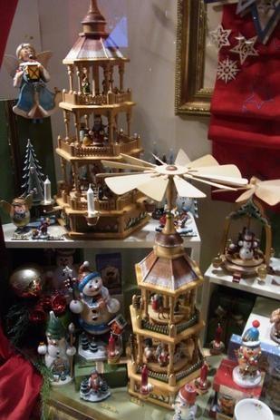 iolleyクリスマスピラミッド