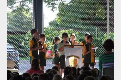 iolleyオーストラリアの学校事情1