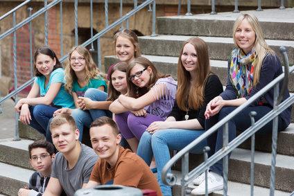 ドイツの語学学校